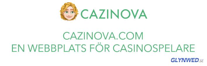 cazinova online casino sverige